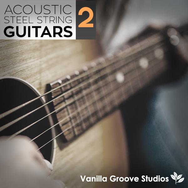 Acoustic Steel String Guitars Vol 2