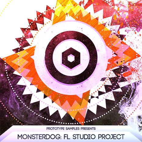 Monsterdog: FL Studio Project