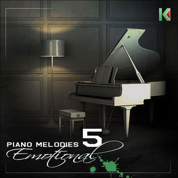 Kryptic Piano Melodies: Emotional 5