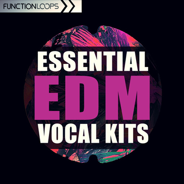 Essential EDM Vocal Kits
