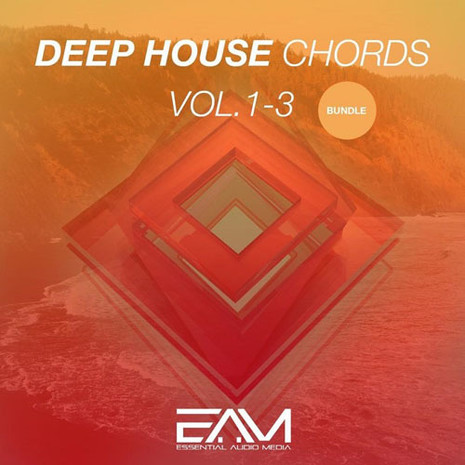 Deep House Chords Bundle (Vols 1-3)
