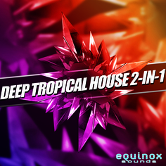 Deep Tropical House 2-in-1