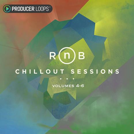 RnB Chillout Sessions Bundle (Vols 4-6)