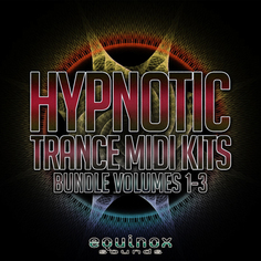 Hypnotic Trance MIDI Kits Bundle (Vols 1-3)