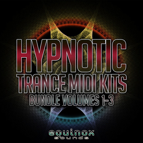 Hypnotic Trance MIDI Kits Bundle (Vols 1-3)