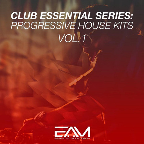 Club Essential Series: Progressive House Kits Vol 1