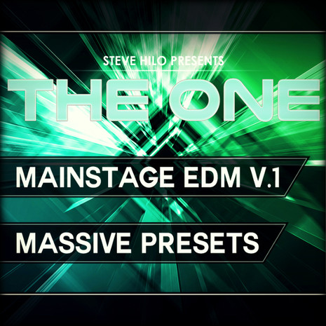 The One: Mainstage EDM Vol 1