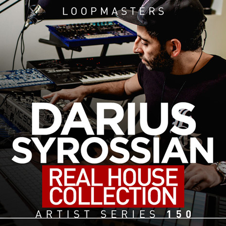 Darius Syrossian: Real House Collection