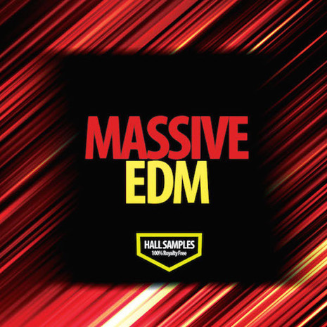Hall Samples: Massive EDM