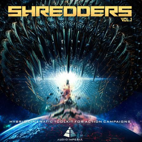 Shredders Vol 1