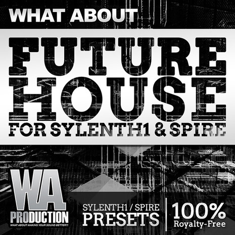 What About: Future House for Sylenth1 & Spire