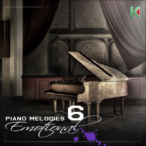 Kryptic Piano Melodies: Emotional 6