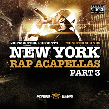 New York Rap Acapellas Vol 3