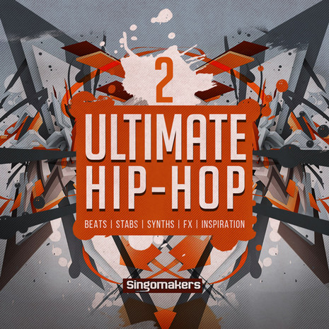 Ultimate Hip Hop Vol 2
