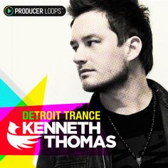 Kenneth Thomas: Detroit Trance