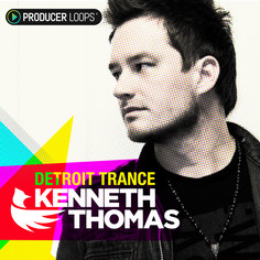 Kenneth Thomas: Detroit Trance