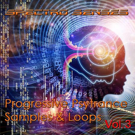 Spectro Senses: Progressive Psytrance Samples Vol 3