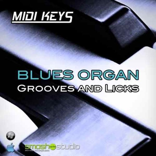 MIDI Keys: Blues Organ