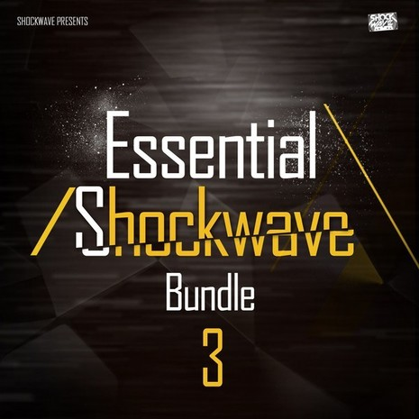 Essential Shockwave 2015 Bundle Vol 3