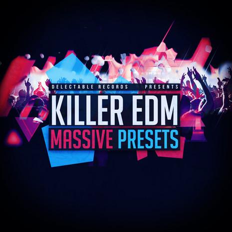 Killer EDM Massive Presets