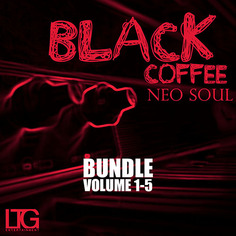 Black Coffee: Neo Soul Bundle (Vols 1-5)