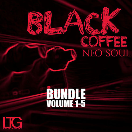 Black Coffee: Neo Soul Bundle (Vols 1-5)