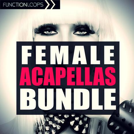 Female Acapellas Bundle
