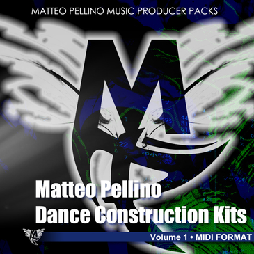 Matteo Pellino Dance Construction Kits Vol 1