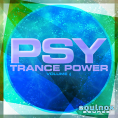 Psy Trance Power Vol 4