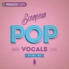 European Pop Vocals Vol 2