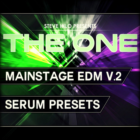 The One: Mainstage EDM Vol 2