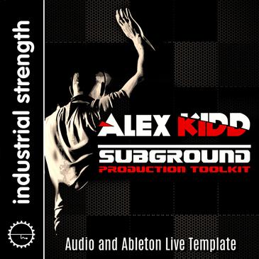 Alex Kidd: Subground Production Toolkit