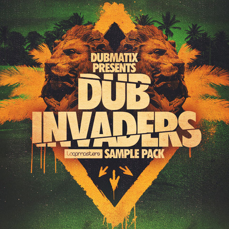 Dubmatix: Dub Invaders