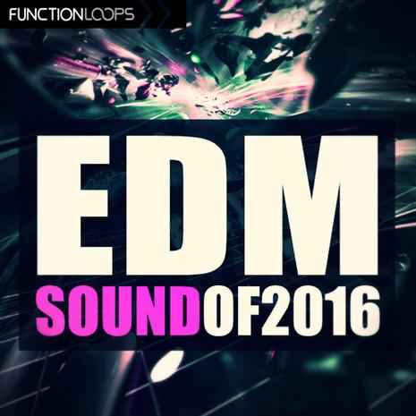 EDM Sound Of 2016