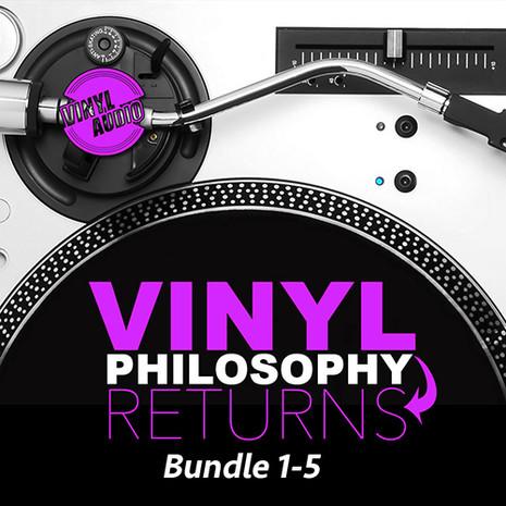 Vinyl Philosophy Returns Bundle (Vols 1-5)