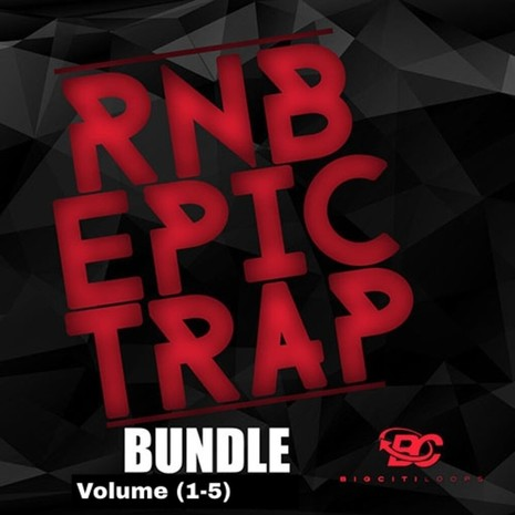 RnB Epic Trap Bundle (Vols 1-8)