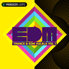 Trance & EDM Vocals Vol 1