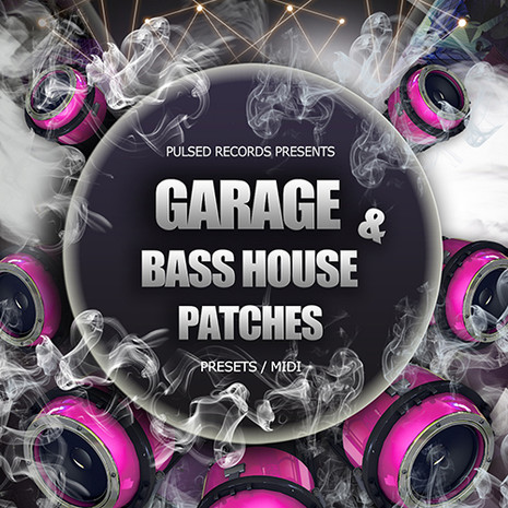 Drop It: Garage & Bass House Patches
