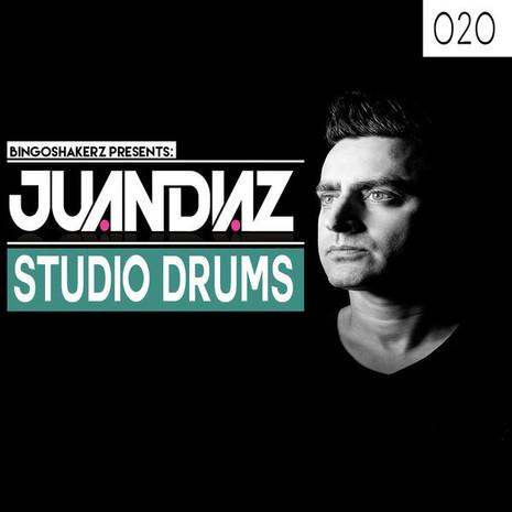 Juan Diaz: Studio Drums