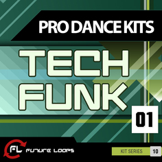 Pro Dance Kits: Tech Funk 01