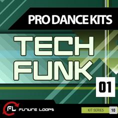 Pro Dance Kits: Tech Funk 01