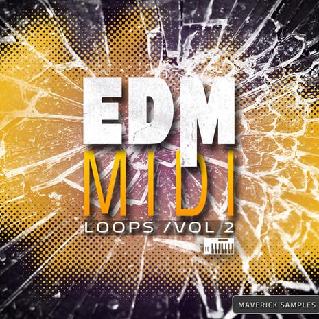 EDM MIDI Loops Vol 2