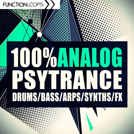 100% Analogue Psytrance