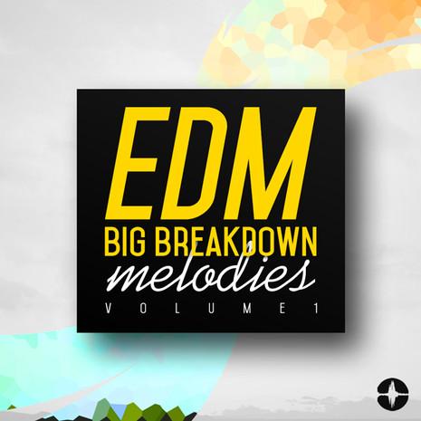 EDM Big Breakdown Melodies Vol 1