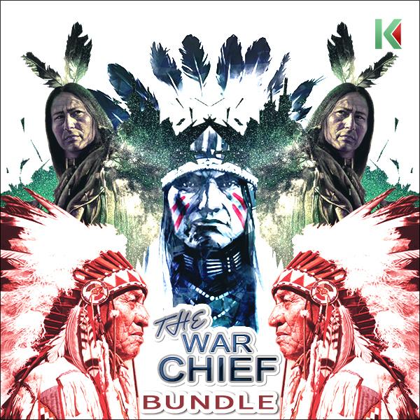 The War Chief Bundle (Vols 1-3)