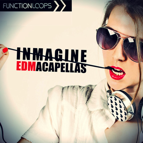 Inmagine EDM Acapellas