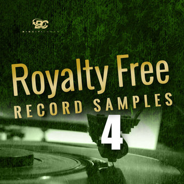 Royalty-Free Record Samples 4