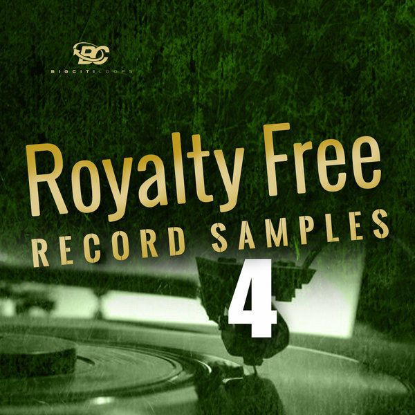 Royalty-Free Record Samples 4