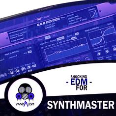 Shocking EDM For Synthmaster
