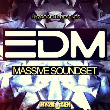 EDM Massive Soundset